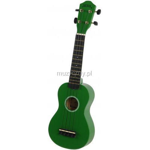 nu1s green ukulele sopranowe marki Noir