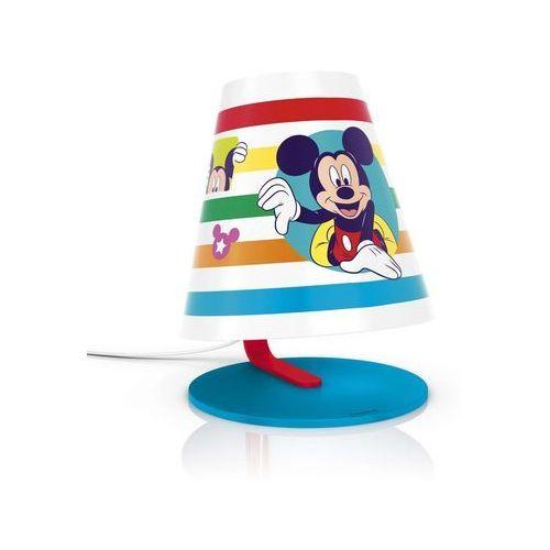 Disney Lampa biurkowa 71764/30/16 MYSZKA MICKEY PHILIPS LED WYSYŁKA 48H, 71764/30/16