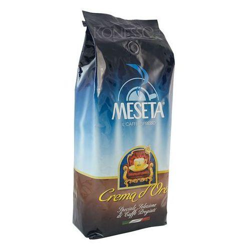 Meseta Crema d'Oro - kawa ziarnista 1kg / certyfikat INEI ŚWIEŻA