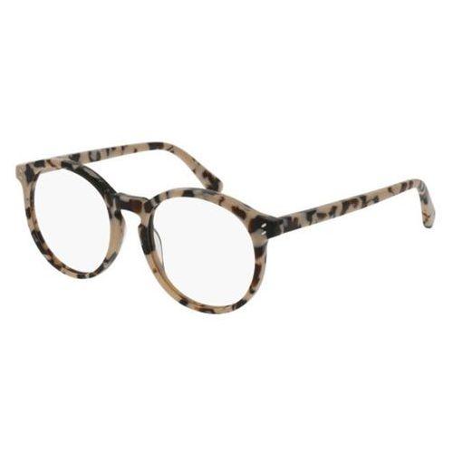 Stella mccartney Okulary korekcyjne sc0059o 003