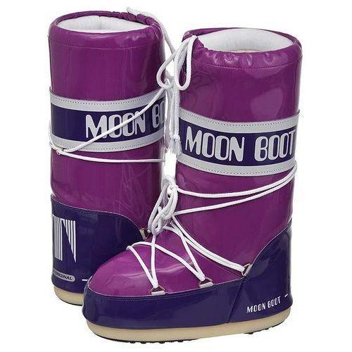 Moon boot Śniegowce  Vinil 14009700029 (MB1-a), fioletowa