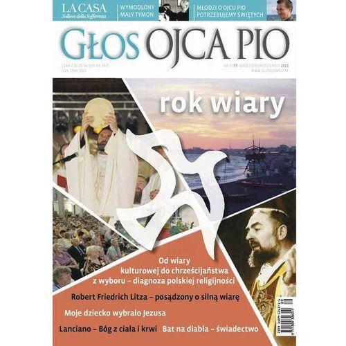 Głos Ojca Pio nr 5 (77) wrzesień/październik 2012 - praca zbiorowa - ebook