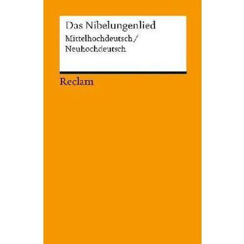 Das Nibelungenlied (9783150189146)