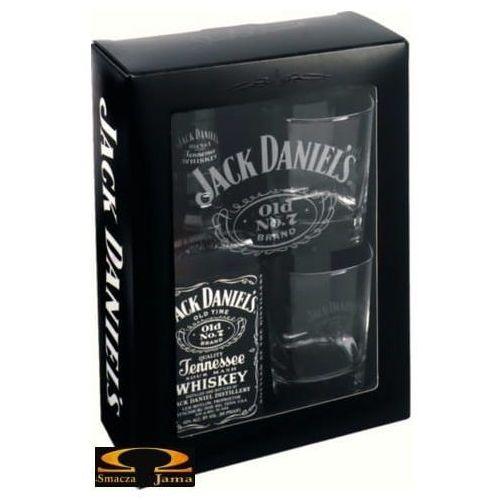 Whiskey Jack Daniel's 0,7l + 2 szklanki