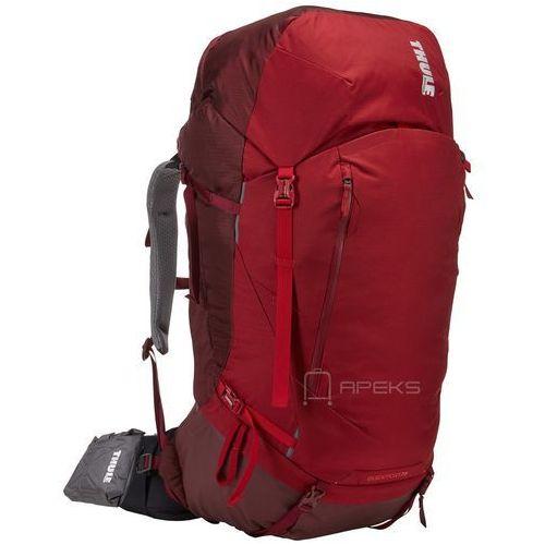 Thule Guidepost 75L damski plecak turystyczny / podróżny / czerwony - Bordeaux