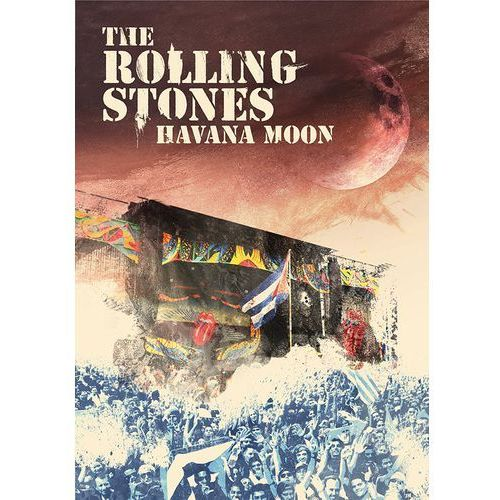 Universal music Havana moon [polska cena] - the rolling stones (5034504127371)