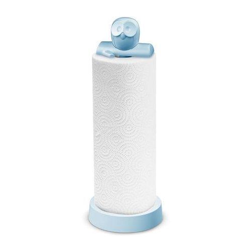 Stojak na ręczniki papierowe elli pastelowy błękit marki Koziol