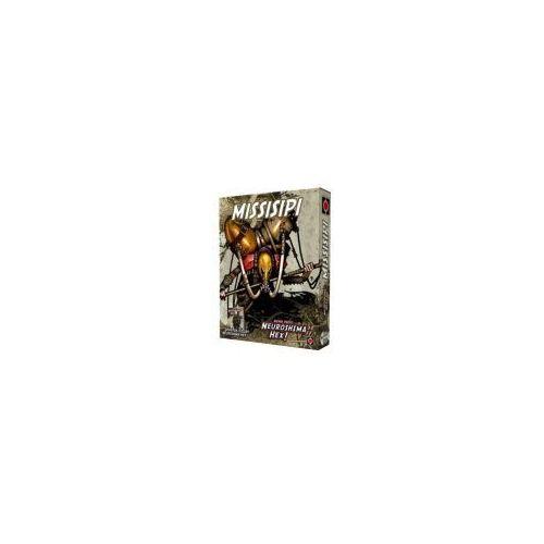 Neuroshima hex: missisipi (edycja 3.0) - poznań, hiperszybka wysyłka od 5,99zł! marki Portal games