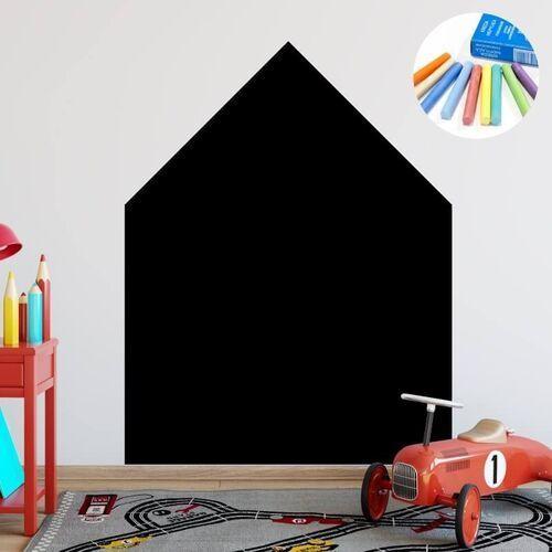 Wally - piękno dekoracji Tablica kredowa dla dzieci domek 393