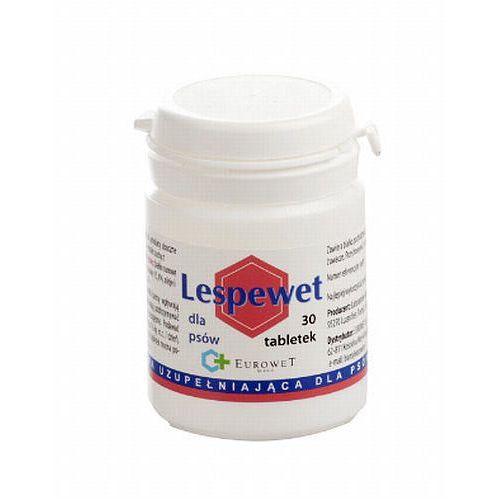 LESPEWET preparat dla psów - Ochrona dróg moczowych 30tabl. (witaminy dla psów)