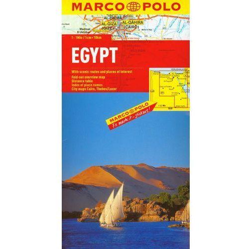 Egipt 1:1 Mln. Mapa, praca zbiorowa