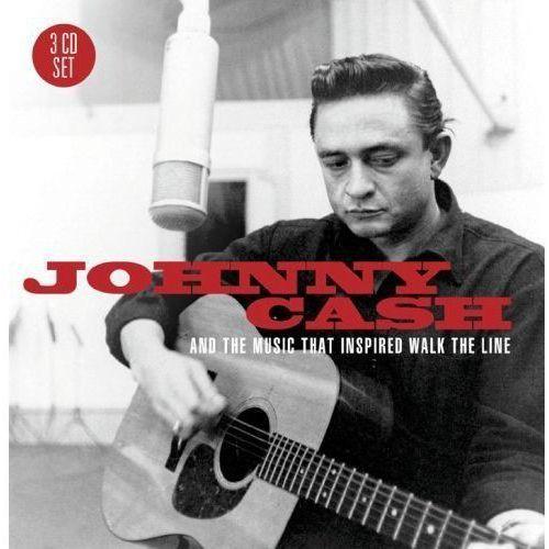 Johnny cash & the music marki Proper records-gbr