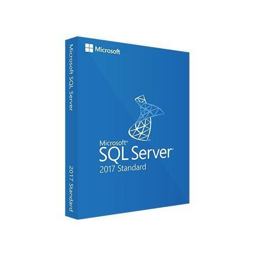 Sql server 2017 standard elektroniczna marki Microsoft