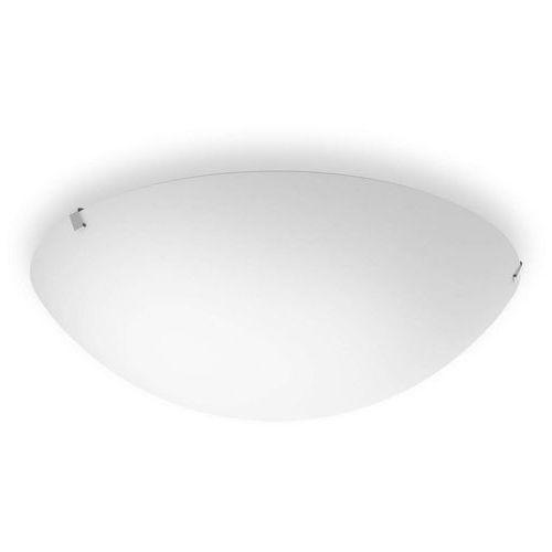 Oprawa sufitowa LED Ballan bez wzoru w kolorze matowej bieli 31141/67/16