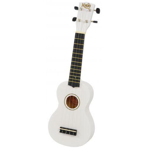 uks 30 wh ukulele sopranowe kolor biały marki Korala