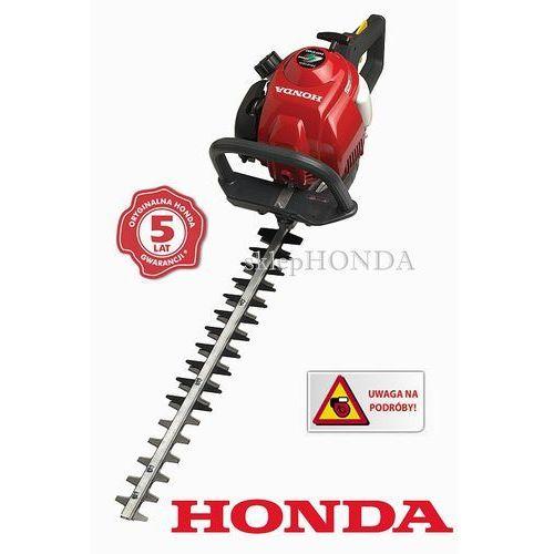 Nożyce do żywopłotu Honda HHH25D-60E / GX25 + OLEJ + DOSTAWA GRATIS - oferta (0505247157e1b25b)