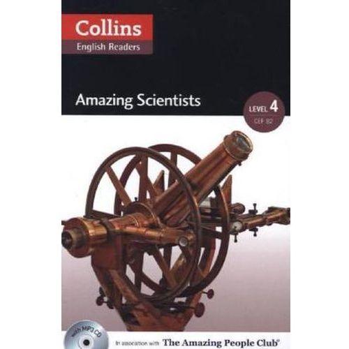 Amazing Scientists + MP3 (9780007545001)