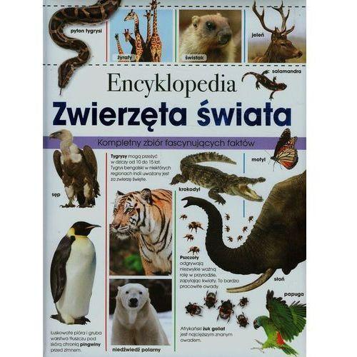 Encyklopedia Zwierzęta świata - Wysyłka od 3,99 - porównuj ceny z wysyłką, oprawa twarda
