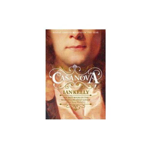 Casanova Actor, Spy, Lover, Priest, Kelly, Ian