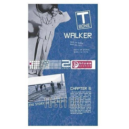 Membran T-bone walker - blues archive (2cd)