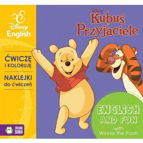 English and fun Kubuś Puchatek - Praca zbiorowa (16 str.)