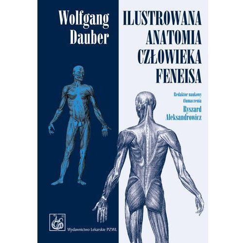 Ilustrowana anatomia człowieka Feneisa (674 str.)