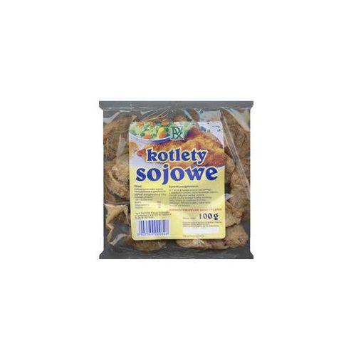 Kotlet sojowy płaty 100g - Radix, 1815_20120129123215