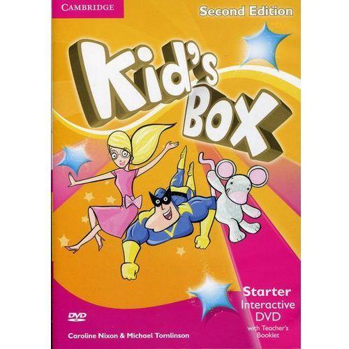 Kid's Box Starter Interactive DVD (NTSC) with Teacher's Booklet - Nixon Caroline, Tomlinson Michael, Elliott Karen, Cambridge University Press