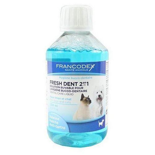 Francodex fresh dent płyn do higieny jamy ustnej 250ml