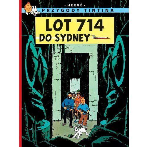 Lot 714 do Sydney, tom 22 - Wysyłka od 3,99 - porównuj ceny z wysyłką, Herge