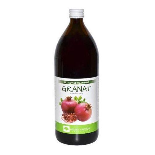 Altermedica Granat sok bez konserwantów 1000ml