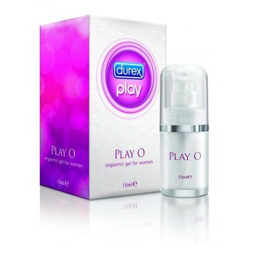 Durex Play O - żel stymulujący i potęgujący orgazm dla kobiet 15ml ze sklepu Apteka Słonik