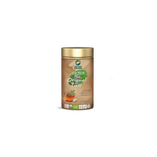 Herbata Tulsi Organic Wellness Indie 100g