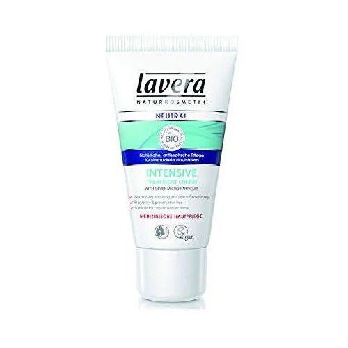 Lavera sos mikrostříbrem neutralny śmietany (intensywne leczenie krem) 50 ml (4021457601370)