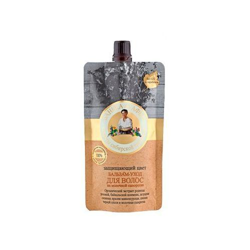 Babuszka Agafia Balsam pielęgnacyny do włosów Ochrona Koloru (Łaźnia Agafii) 100ml, BIOSFERA