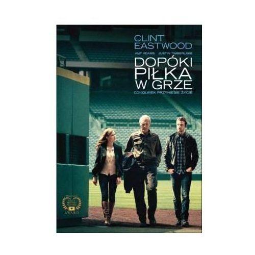 Dopóki piłka w grze (DVD) - Robert Lorenz DARMOWA DOSTAWA KIOSK RUCHU (7321909324411)