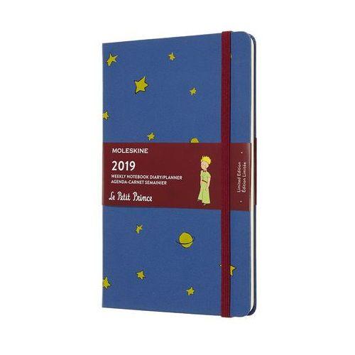 Kalendarz Moleskine 2019 Weekly, L, MAŁY KSIĄŻE edycja limitowana