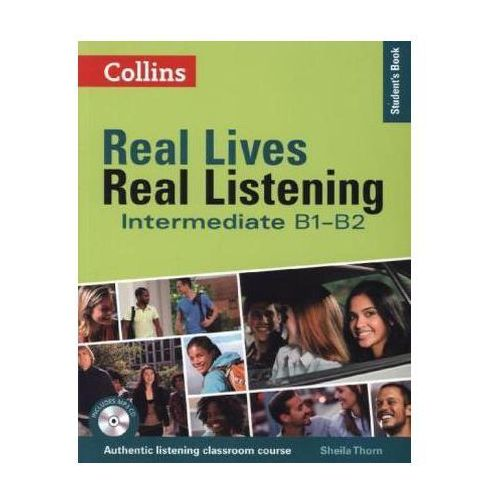 Real Lives Real Listening Intermediate. Podręcznik, Collins