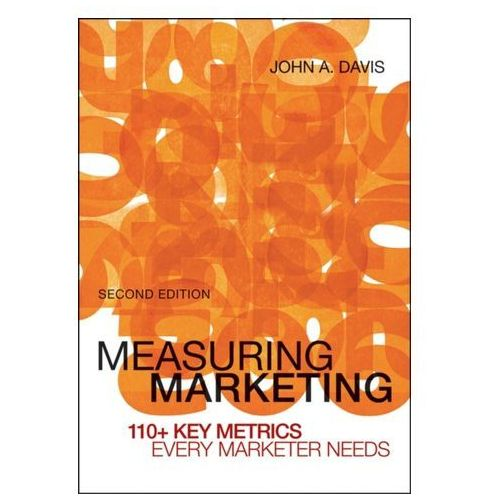 Measuring Marketing, John Wiley & Sons