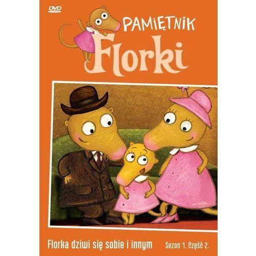 Cass film Pamiętniki florki - florka dziwi się sobie i innym (5905116620126)