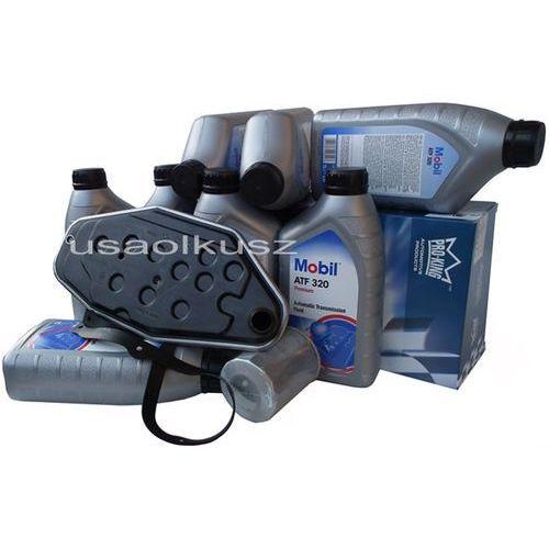 Mobil Filtry oraz olej atf-320 skrzyni 45rfe jeep wrangler 4,0 2002-2005