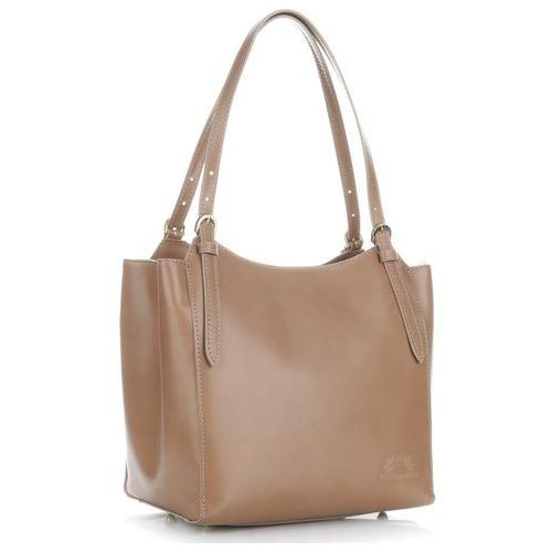 319862e1680f3 Uniwersalne torebki ze skóry naturalnej firmy ziemiste (kolory) marki Vittoria  gotti 300