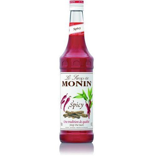 Syrop KORZENNY Spicy Monin 700ml