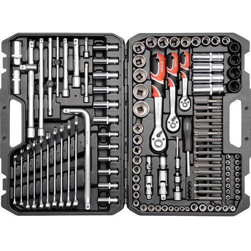 zestaw narzędzi - 128 el. (yt-38872) marki Yato