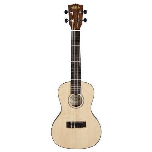 Kala KA SSTU C EQ Spruce Top Mahogany Travel Concert, ukulele koncertowe z pokrowcem