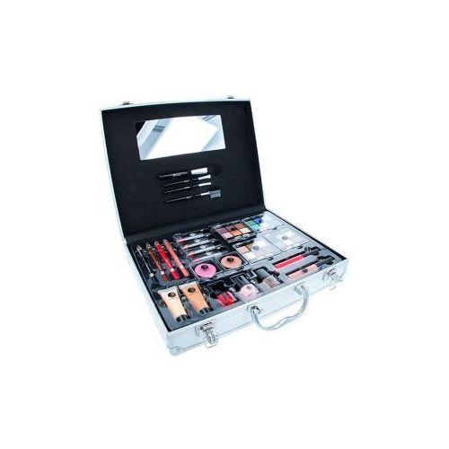 2K Beauty Unlimited Train Case zestaw Complete Makeup Palette dla kobiet
