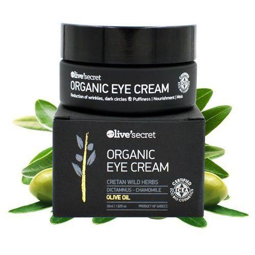 Olive'secret organiczny krem pod oczy 30ml - 30ml - produkt z kategorii- kremy pod oczy