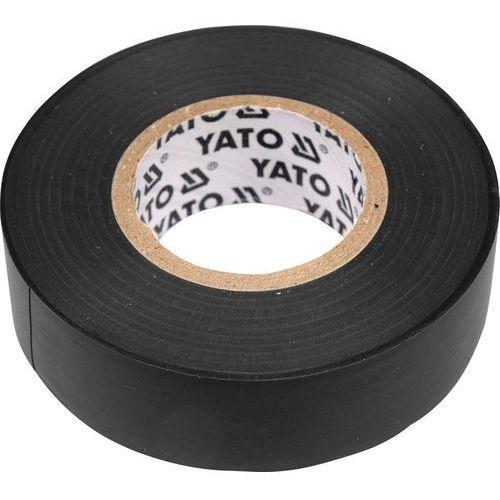 Taśma elektroizolacyjna 15mmx20mx0,13mm; czarna / SZYBKA WYSYŁKA / BEZPŁATNY ODBIÓR: WROCŁAW - produkt dostępny w Toya24