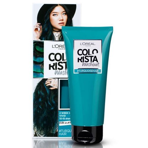 Colorista Wash Out Turquoise Hair - L'Oreal Paris