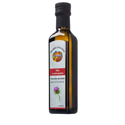 Olej z Ostropestu, India Cosmetics, 250 ml
